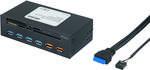 Akasa AK-HC-07 BK card reader