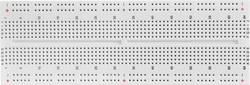 Testna pločica, ukupan broj polova: 840 (D x Š x V) 167.3 x 57.15 x 8.4 mm Conrad Components 0165-40-1-32010 1 kom.