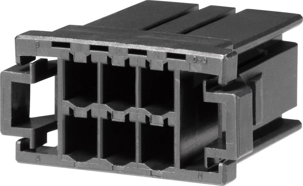 Tilslutningskabinet-kabel DYNAMIC 3000 Series Samlet antal poler 6 TE Connectivity 178289-3 1 stk