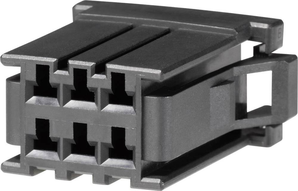 Tilslutningskabinet-kabel DYNAMIC 3000 Series Samlet antal poler 16 TE Connectivity 178289-7 1 stk