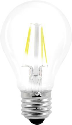 LED Glödlampsform E27 Müller Licht Filament 4 W 420 lm A++ Varmvit 1 st