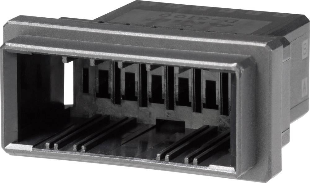 Tilslutningskabinet-printplade DYNAMIC 3000 Series Samlet antal poler 6 TE Connectivity 178964-3 1 stk