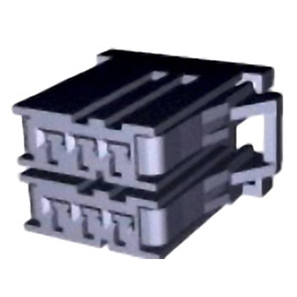 Ohišje za konektorje TE Connectivity 2-178127-6 1 kos