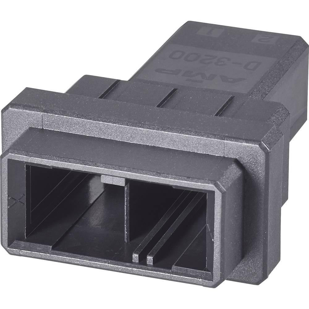Stiftkabinet-kabel DYNAMIC 3000 Series Samlet antal poler 2 TE Connectivity 1-179552-2 1 stk