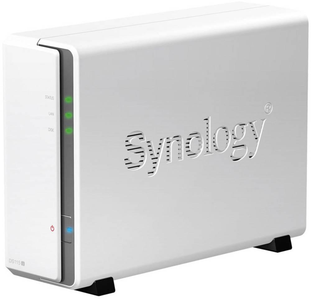 NAS-ohišje strežnika Synology DiskStation DS115j 1 x reža