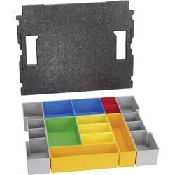 Vložek za sortirni kovček Bosch št. predalov: 12 nastavljivo pregrajevanje