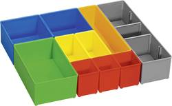 Sortimentskuffert-indsats Bosch Professional Antal fag: 10 Variabel underopdeling