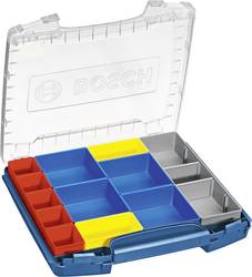 Sortimentskuffert (L x B x H) 316 x 357 x 53 mm Bosch Professional i-BOXX 53 Antal fag: 12 Variabel underopdeling