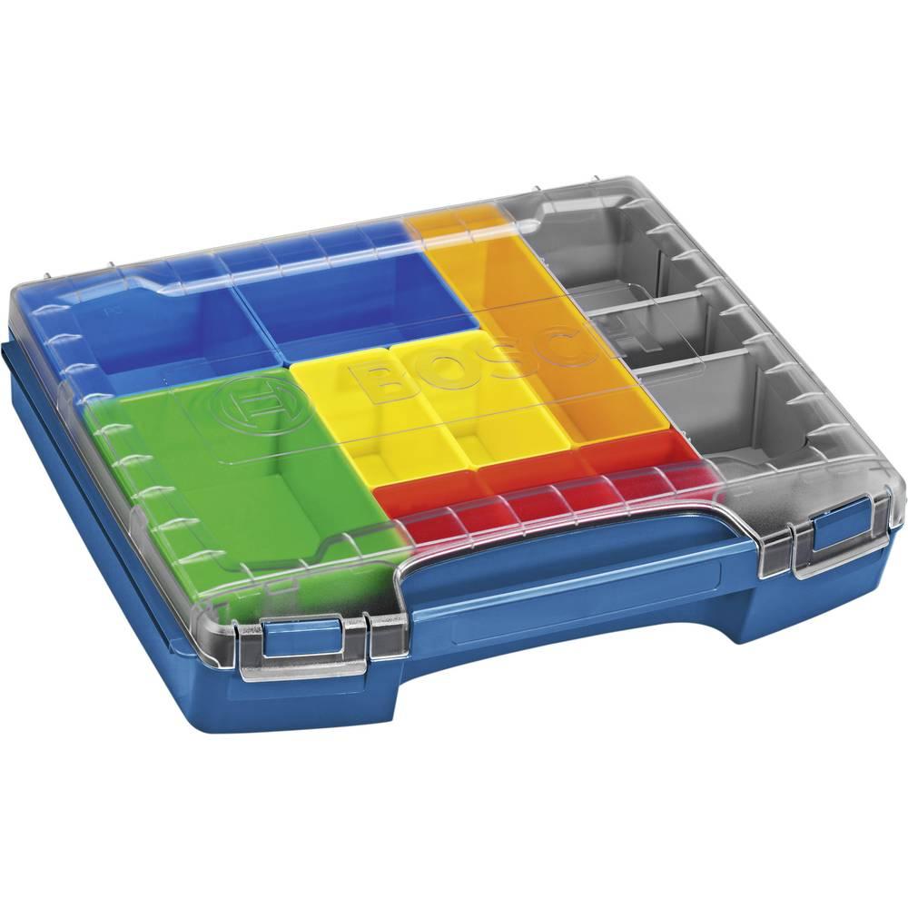 Sortirni kovček (D x Š x V) 316 x 357 x 72 mm Bosch i-BOXX 72 št. predalov: 10 nastavljivo pregrajevanje