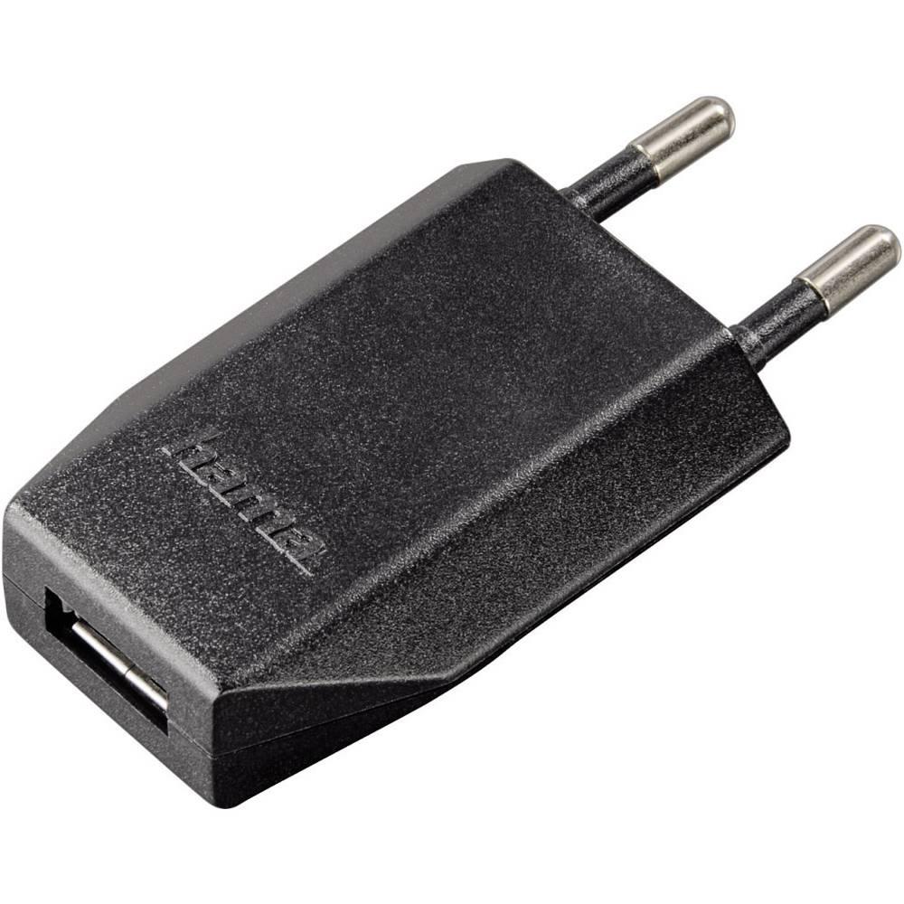 USB vtični napajalnik Hama 00014126 izhodni tok (maks.) 1000 mA 1 x USB