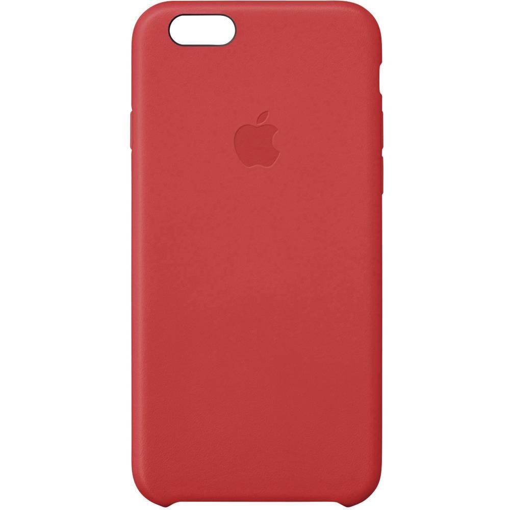 Kožni etui Apple za iPhone 6 Plus, crven