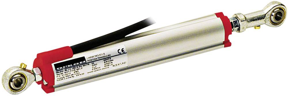 Senzor položaja 28 V/DC dolžina hoda: 200 mm Opkon SLPC-200-D-10K