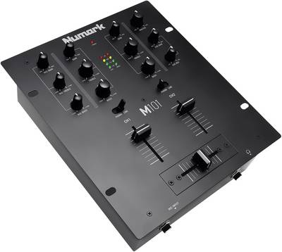 DJ Mixer Numark M101 black