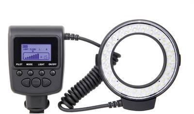 Image of Ring light Carat Electronics 15997 Macro LED Light Ring C/N/P/O/F