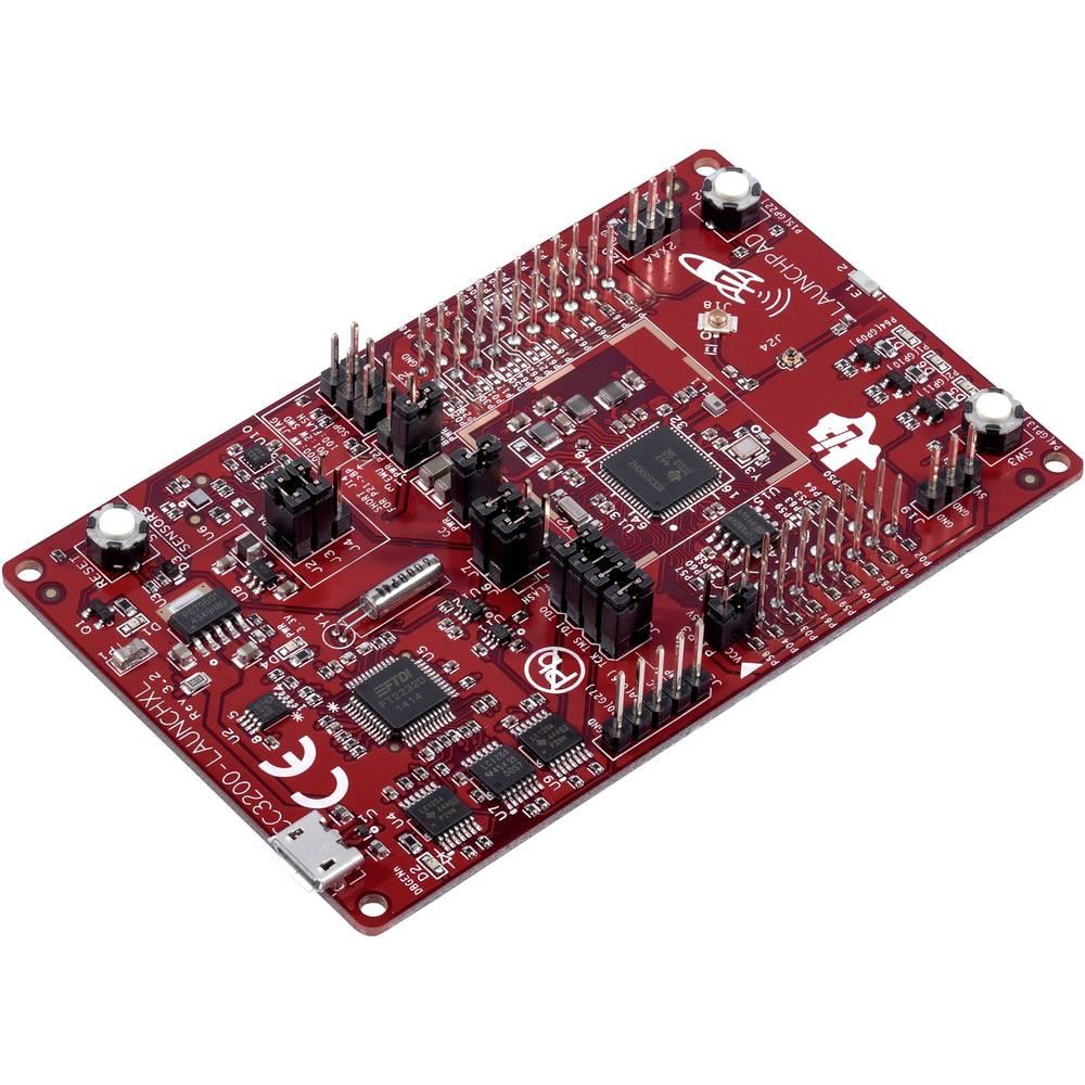 Rešitev Texas Instruments SimpleLink™ za WLAN in Internet stvari (IoT), CC3200-LAUNCHXL