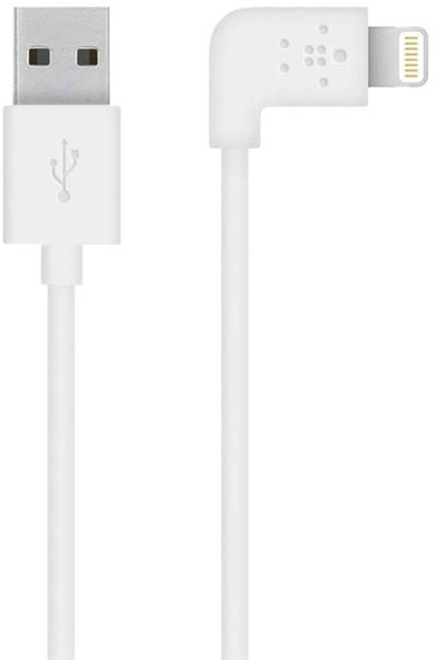 Compare cheap offers & prices of Belkin Flat 2.4amp Lightning Sync and Charge Cable Compatible With Apple iPhone 5/iPad Mini/iPad 4 In Red 1.2m manufactured by Belkin