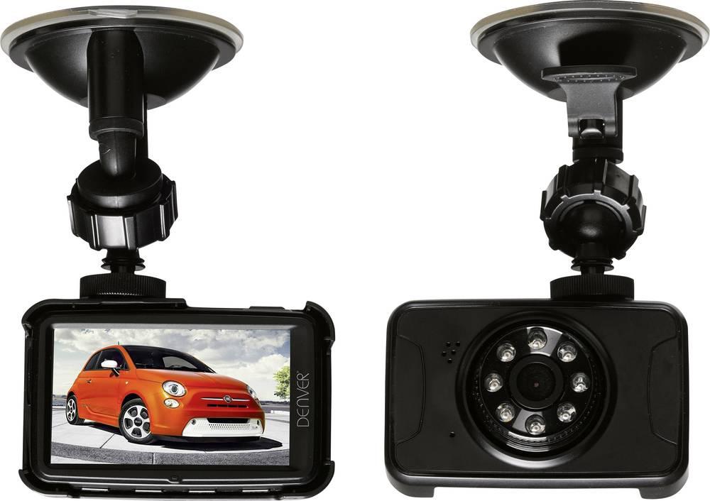 Avto kamera Denver CCT-5001 vodoravni kot gledanja=120 ° 12 V