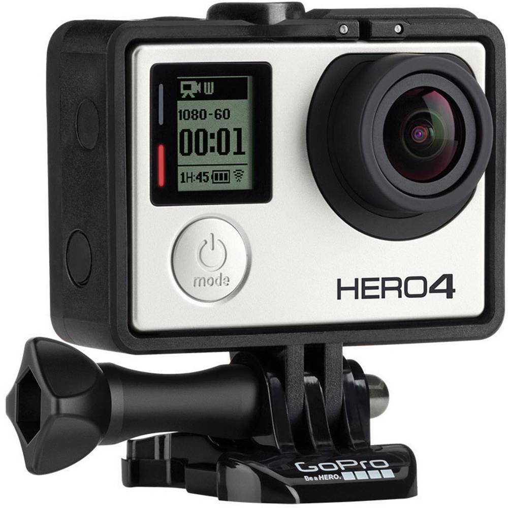 gopro gopro hero4 silver music chdby 401 hero 4 silver music