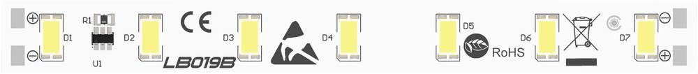 LED-komponent Barthelme Hvid 3.12 W 324 lm 120 ° 24 V
