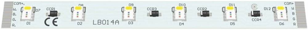 LED-komponent Barthelme RGB, Hvid 2.88 W 92 lm 120 ° 24 V