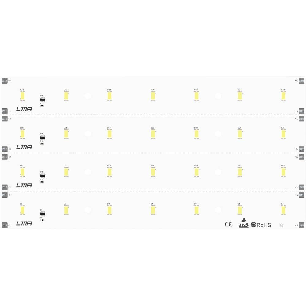 LED modul, bijela 12.48 W 1297 lm 120 ° 24 V Barthelme 50752033