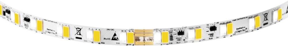 LED-traka s priključkom za lemljenje 24 V 324 cm topla bijela, hladno bijela Barthelme 50326730 50326730