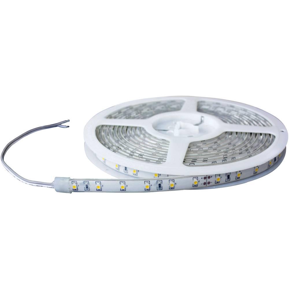 LED traka 24 V 5000 mm amber