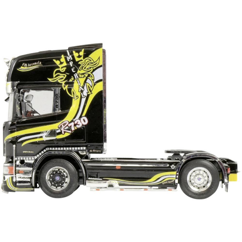 Italeri 510003883 Scania R730 V8 Topline Imperial Hgv Assembly Kit 1 124 Wiring Diagram