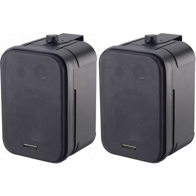 Renkforce Control 250AMP Active monitor 13 cm 5.12 inch 30 W 1 Pair