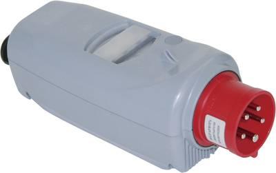 PCE 51025160 CEE motor protection plug 32 A 5-pin 400 V