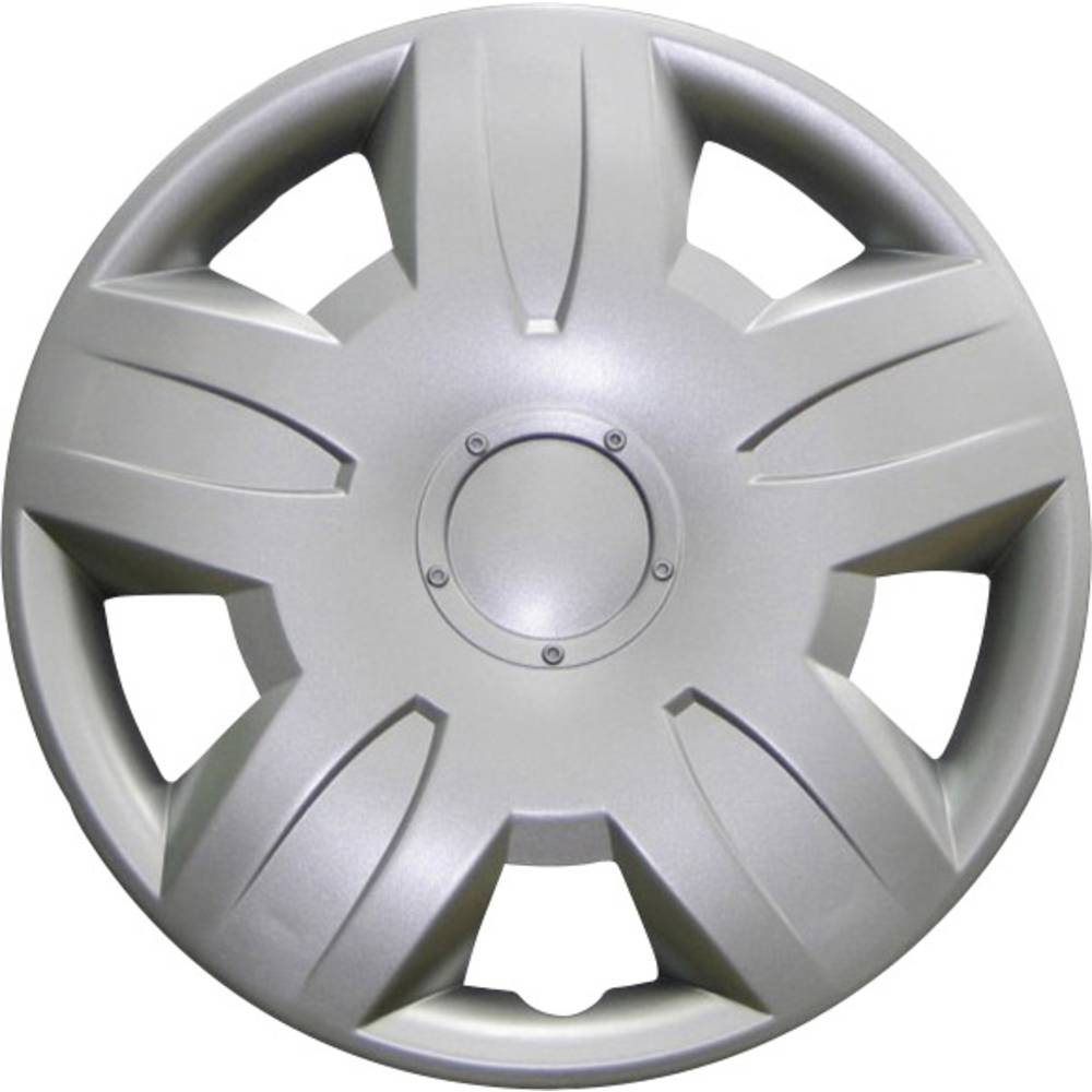 Okrasni pokrovi Portos R16 srebrni 1 x HP-Avto dodatki