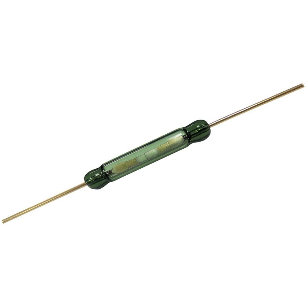 Reed-stikalo-zapiralno 400 V/DC, 400 V/AC 3 A 60 W dolžina steklenega dela:24.5 mm Comus GC 3817(3540)