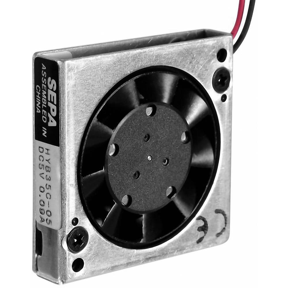 Aksialni ventilator 5 V/DC 1.6 m/h (D x Š x V) 35 x 35 x 7.5 mm SEPA HYB35C05A