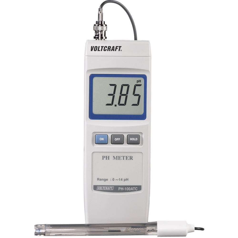 VOLTCRAFT PH-100 ATC Digital pH-mätare