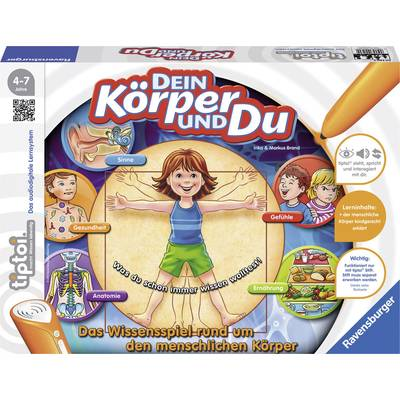 Ravensburger tiptoi ® your body and you