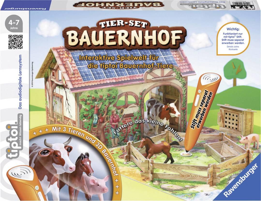 tiptoi tier set bauernhof