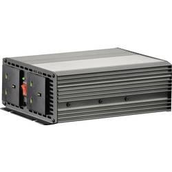 Pretvornik VOLTCRAFT MSW 700-12-UK 700 W 12 V/DC 10.5 - 15 V/DC vijačni zaščiteni kontakti-vtičnica UK