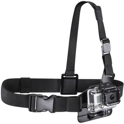 Image of Mantona Light Chest mount Suitable for: GoPro