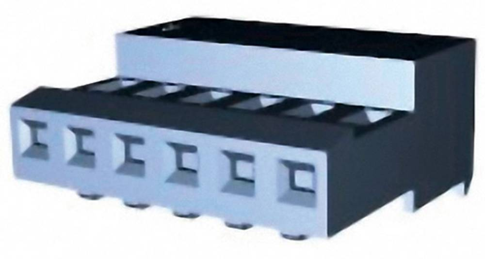 Bøsningsliste (standard) MTA-100 Samlet antal poler 15 TE Connectivity 4-640441-5 1 stk