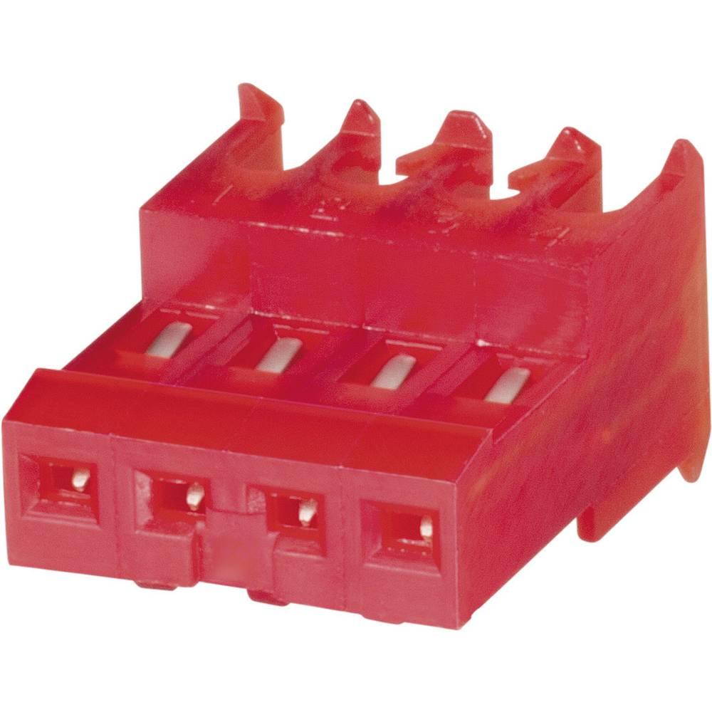 Tilslutningskabinet-kabel MTA-100 Samlet antal poler 4 TE Connectivity 3-644042-4 1 stk