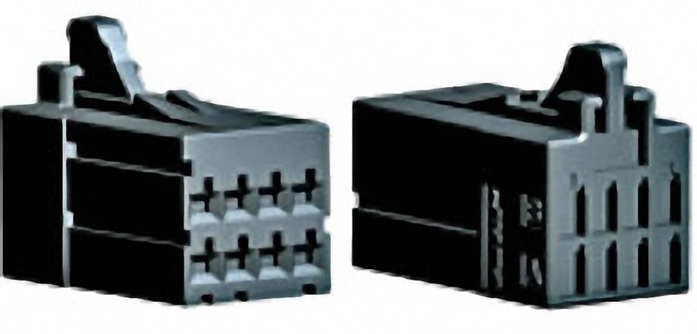 Tilslutningskabinet-kabel DYNAMIC 2000 Series Samlet antal poler 8 TE Connectivity 1-1318119-4 1 stk