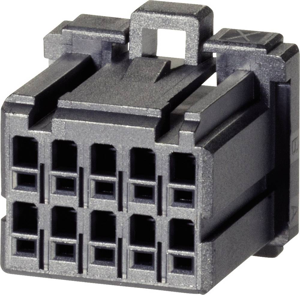 Tilslutningskabinet-kabel DYNAMIC 1000 Series Samlet antal poler 10 TE Connectivity 1-1827862-5 1 stk