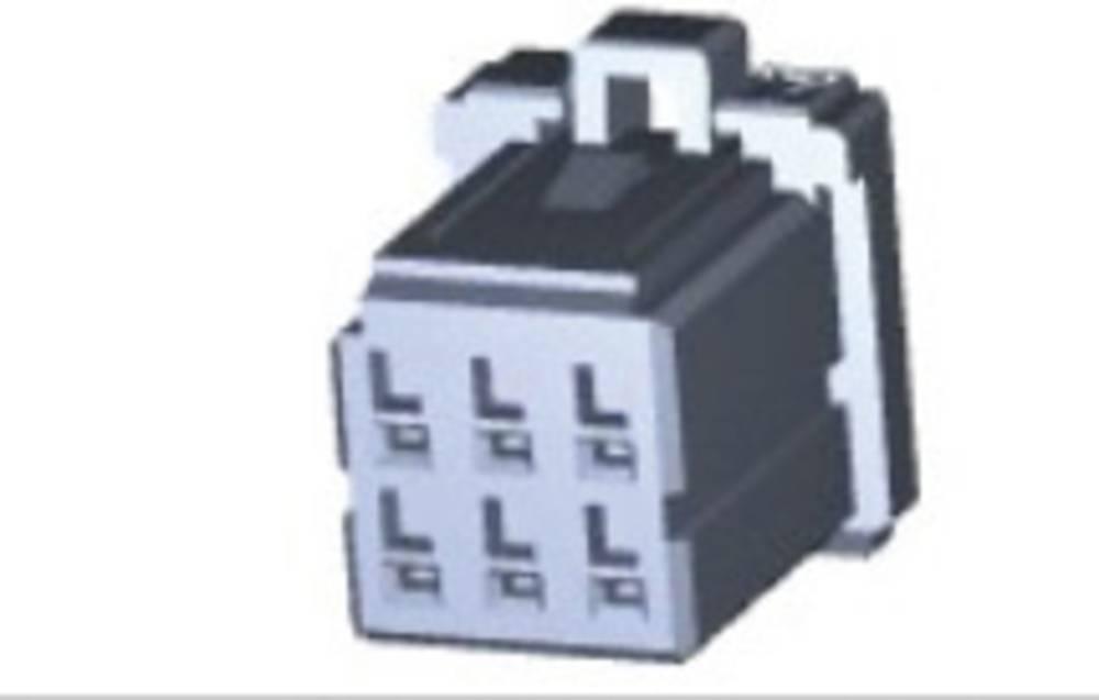 Tilslutningskabinet-kabel DYNAMIC 1000 Series Samlet antal poler 6 TE Connectivity 2-1827864-3 1 stk