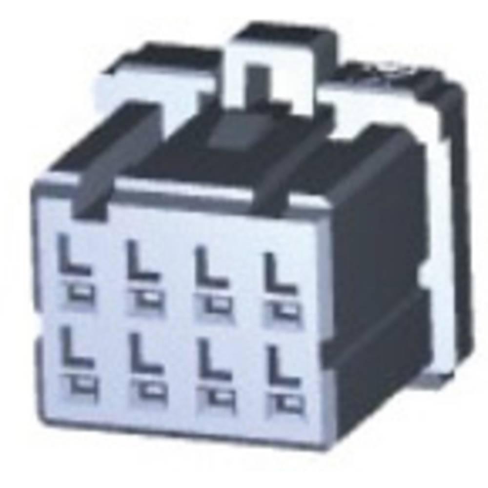 Tilslutningskabinet-kabel DYNAMIC 1000 Series Samlet antal poler 8 TE Connectivity 1-1827864-4 1 stk