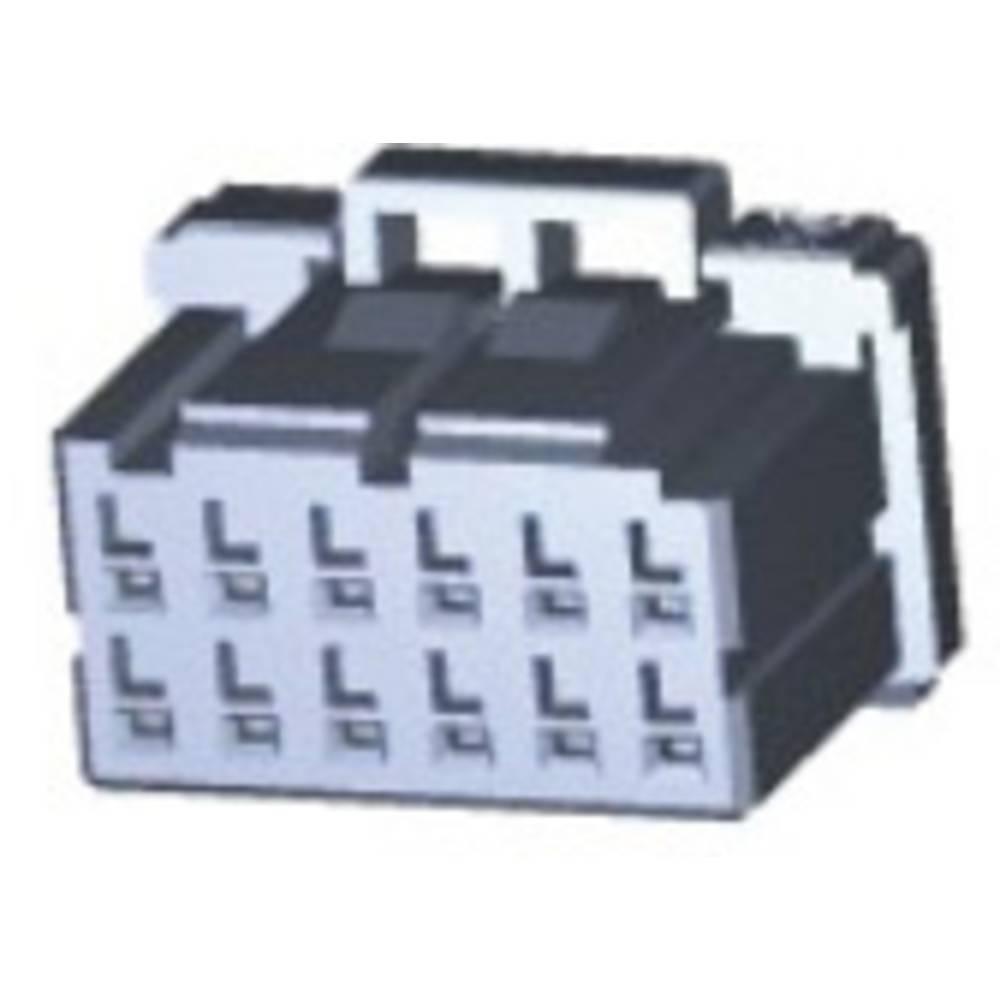 Tilslutningskabinet-kabel DYNAMIC 1000 Series Samlet antal poler 12 TE Connectivity 1-1827864-6 1 stk