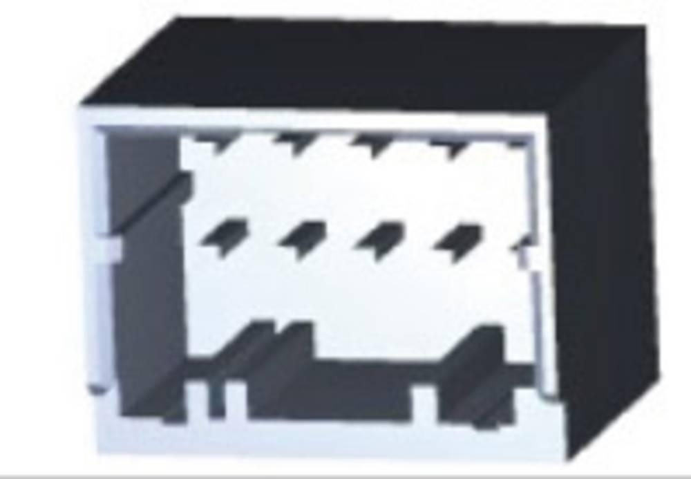 Indbygningsstiftliste (præcision) DYNAMIC 1000 Series Samlet antal poler 10 TE Connectivity 1-1827875-5 1 stk