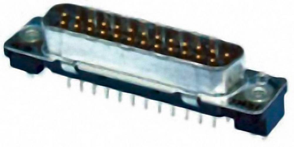 D-SUB pinska letev 180 ° število polov: 25 Print TE Connectivity AMPLIMITE HD-20 1 kos