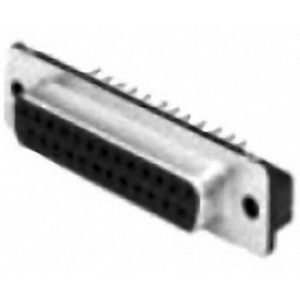 D-SUB vtične letve 180 ° število polov: 9 Print TE Connectivity AMPLIMITE HD-20 1 kos