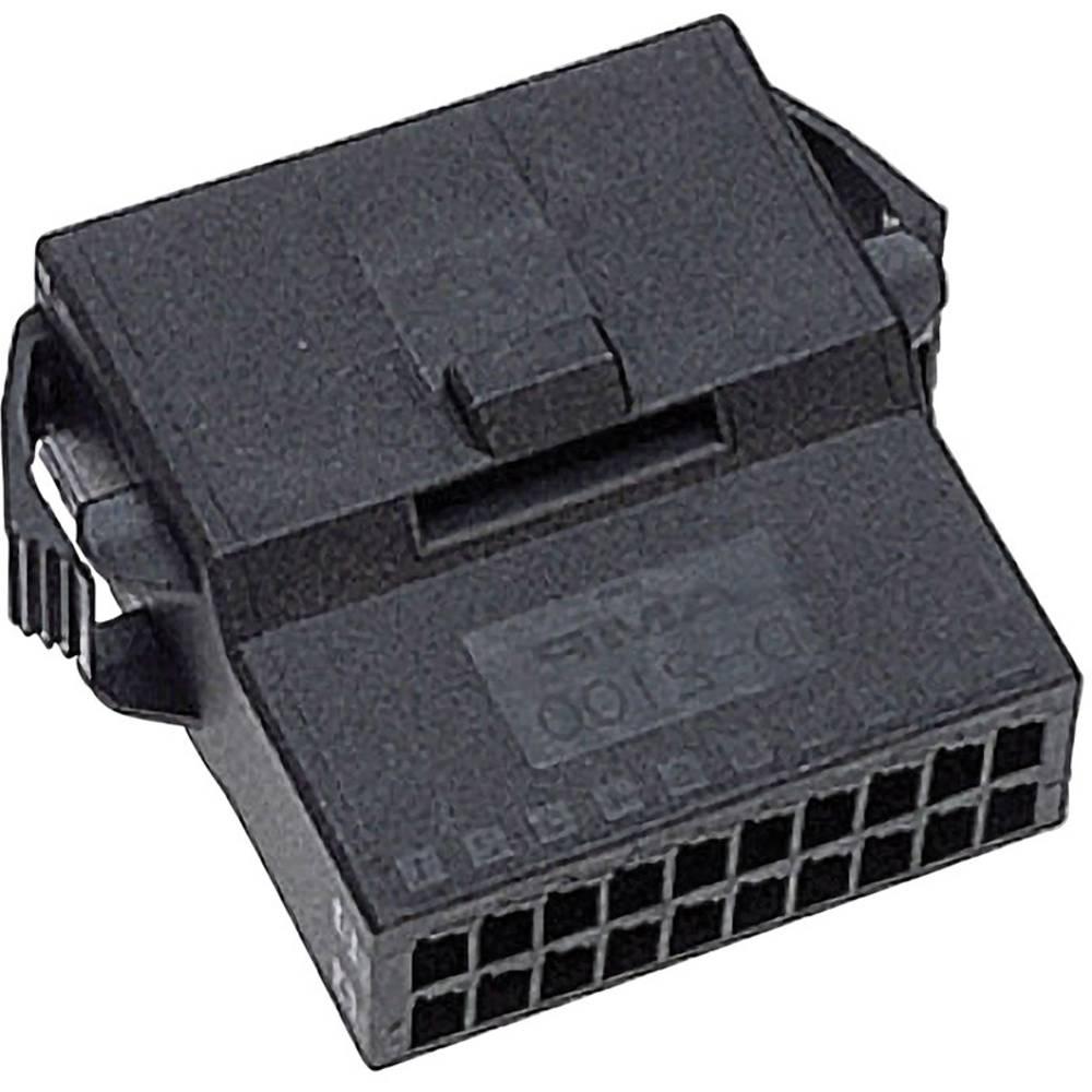 Stiftkabinet-kabel DYNAMIC 2000 Series Samlet antal poler 8 TE Connectivity 1-1318114-4 1 stk