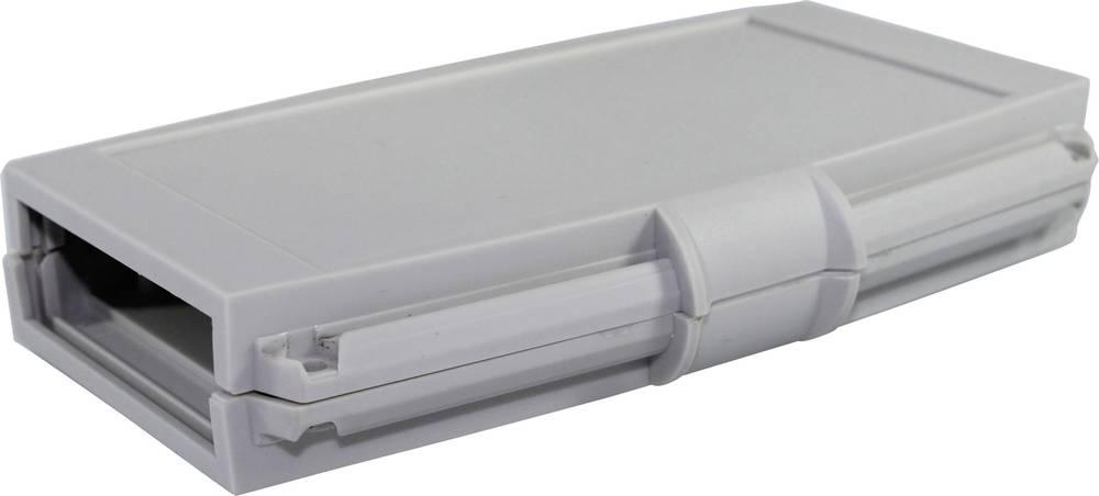 Hånd-kabinet Axxatronic CHH661NGY 145 x 95 x 25 ABS Lysegrå 1 stk